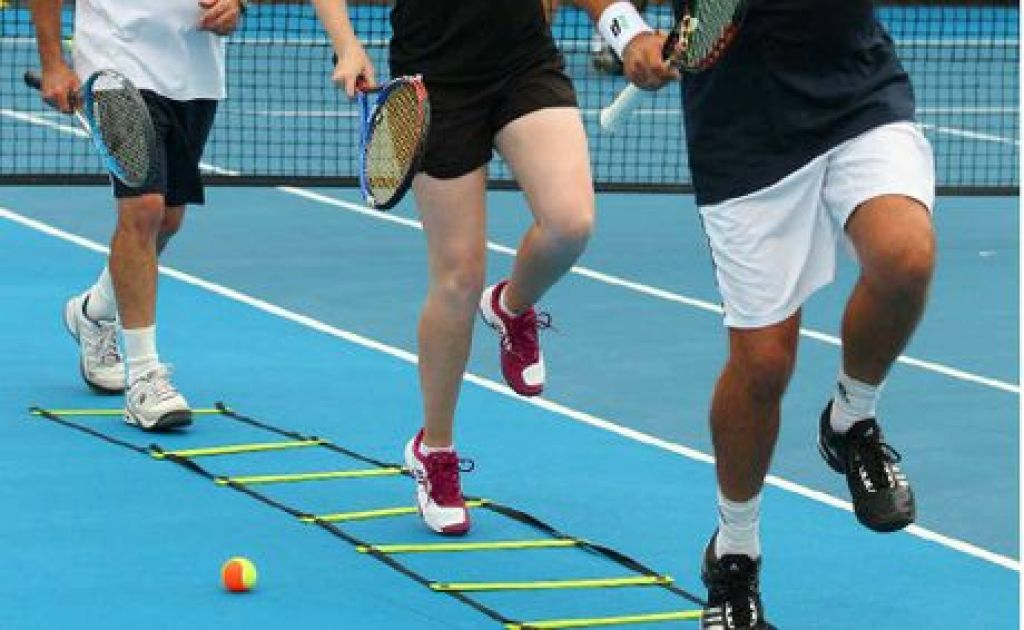 Power Fitness Tennis for Kids & Adults