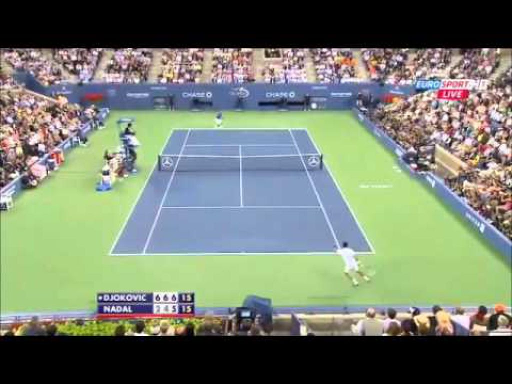 Tennis Top 10 Most Animalistic Rallies
