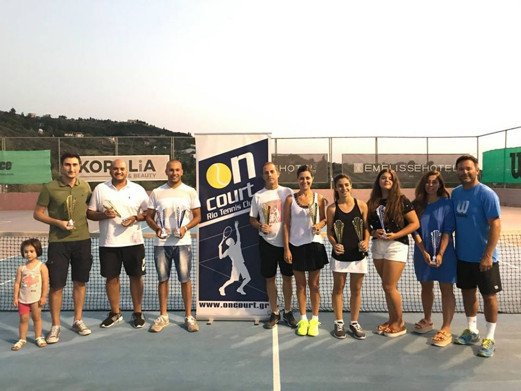 2o Pool Tournament 2017 by On Court Rio Tennis Club