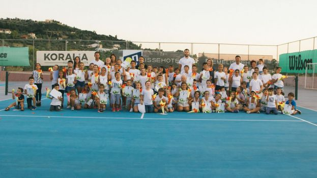 Summer Camp 2017 by OnCourt Rio Tennis Club!