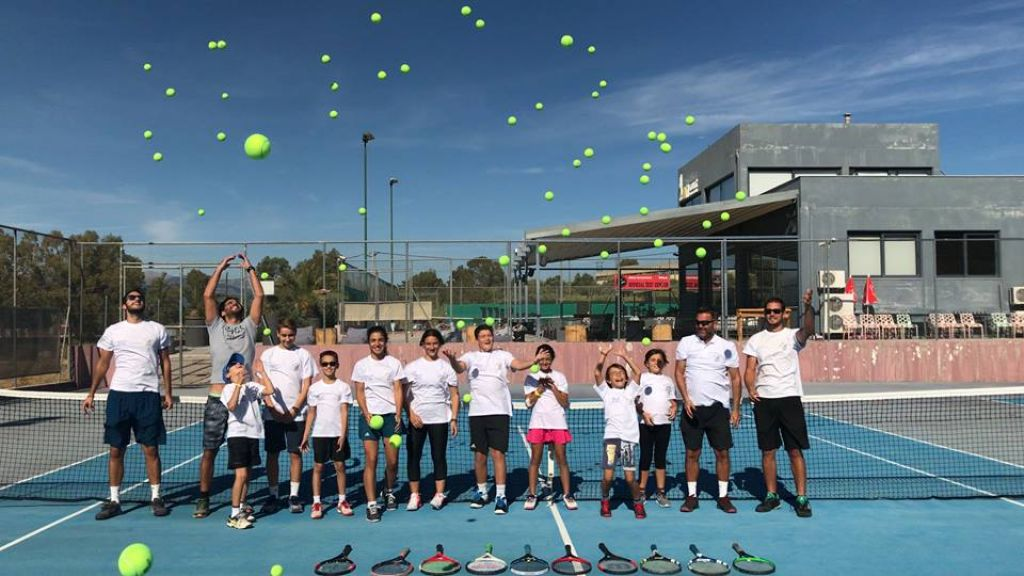1o Development - Intensive Tennis Camp 2017