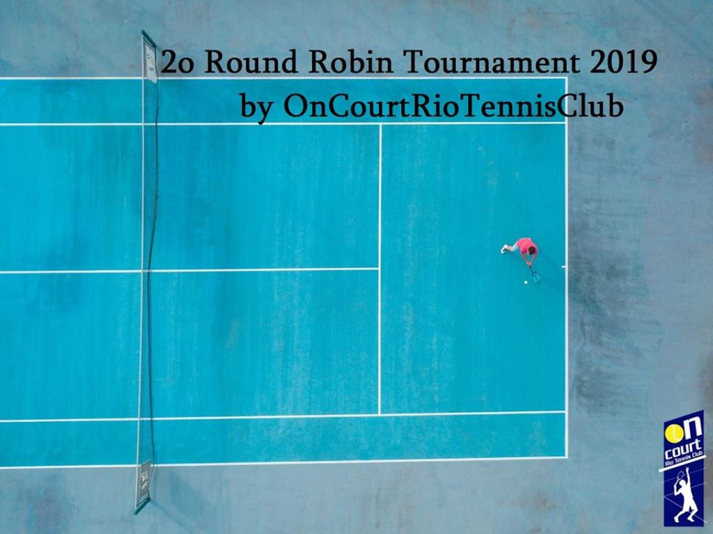 2o Round Robin 2019 by On Court Rio Tennis Club